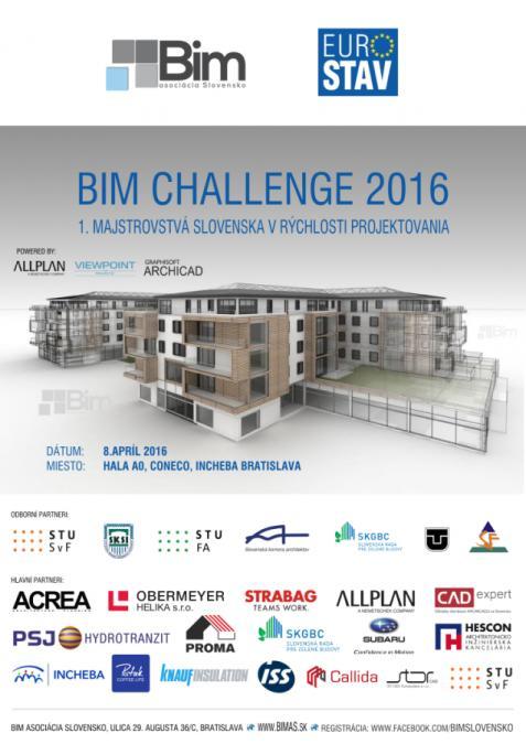 BIM CHALLENGE 2016