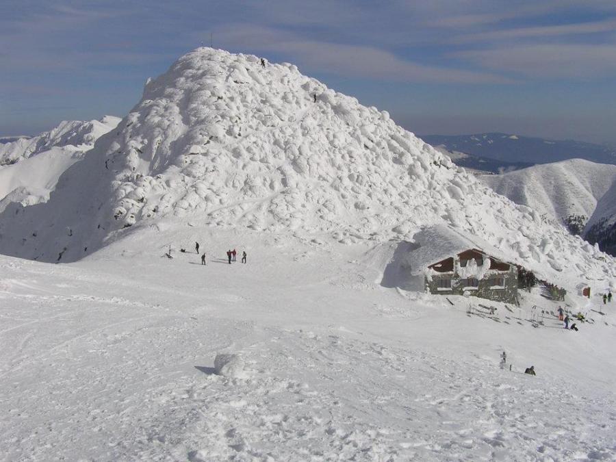 HESCON ,sneh, hescon lyzovacka