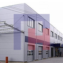 TM Logistic centre, Pro NORTH PLC.