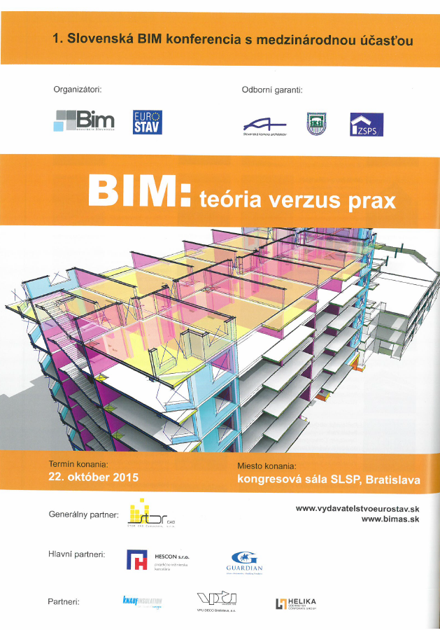 Building Information Modeling conference