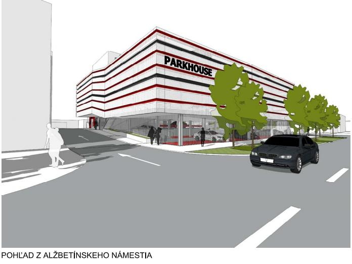 Project - Parkhouse TAVRIA (SK)